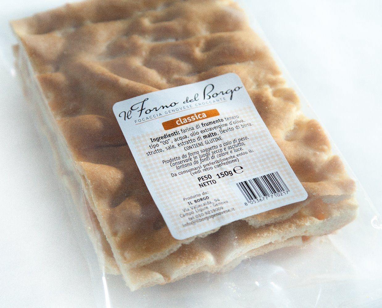 Etichette settore food