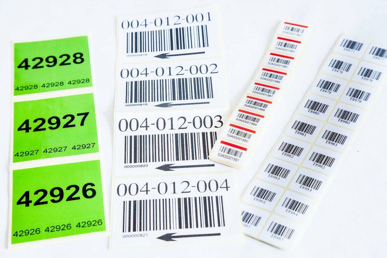 Etichette con stampa dati variabili: barcoding e numerazione progressiva